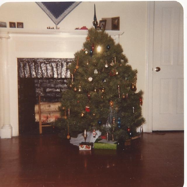 1981 xmas tree