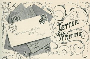 letter writing