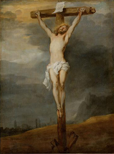 01A3 Anthony van Dyck Crucifixion 1629-1630